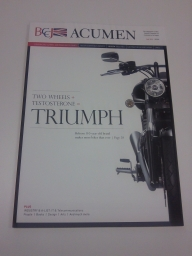BCCJ ACUMEN front cover